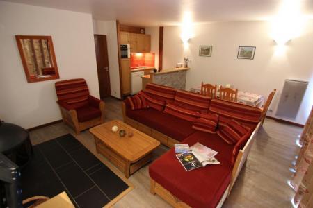 Location au ski Appartement 3 pièces 6 personnes (3) - Résidence Beau Soleil - Val Thorens - Séjour