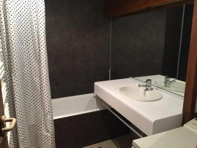 Location au ski Appartement 3 pièces 6 personnes (7) - Residence Beau Soleil - Val Thorens - Salle de bains