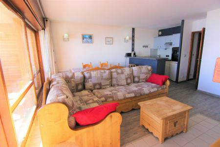 Location au ski Appartement 3 pièces 6 personnes (7) - Residence Beau Soleil - Val Thorens - Séjour