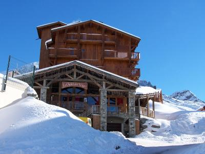 Rental Val Thorens : Résidence Chalet des Neiges Hermine winter