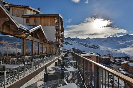 Accommodation with swmimming pool Résidence Chalet des Neiges Koh-I Nor