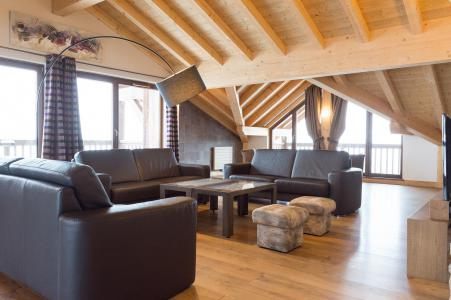 Rent in ski resort 5 room apartment 8 people (Exclusive) - Résidence Chalet des Neiges Koh-I Nor - Val Thorens - Apartment