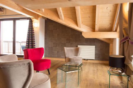 Location au ski Appartement 5 pièces 8 personnes (Exclusive) - Résidence Chalet des Neiges Koh-I Nor - Val Thorens - Appartement
