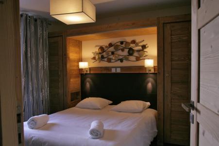 Rent in ski resort Résidence Chalet des Neiges Koh-I Nor - Val Thorens - Bedroom