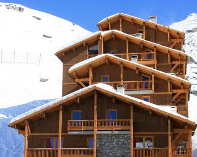 Rental Val Thorens : Résidence Chalet des Neiges Plein Sud winter