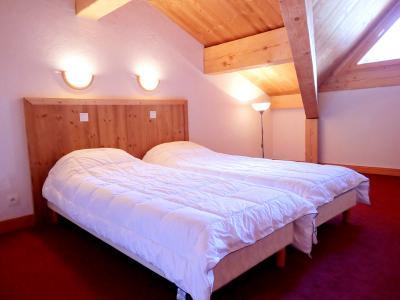 Rent in ski resort Résidence Chalet des Neiges Plein Sud - Val Thorens - Bedroom