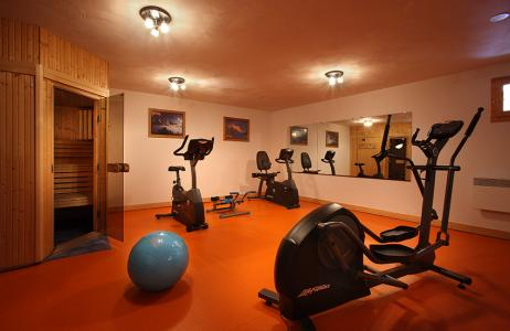 Location au ski Residence Chalet Des Neiges Plein Sud - Val Thorens - Espace fitness