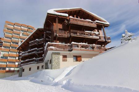 Location au ski Résidence Chalet le Cristallo - Val Thorens