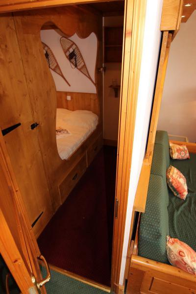 Location au ski Appartement 3 pièces 6 personnes (12) - Résidence Chalet le Cristallo - Val Thorens - Chambre