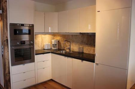 Location au ski Appartement duplex 4 pièces 8 personnes (13) - Résidence Chalet le Cristallo - Val Thorens - Cuisine