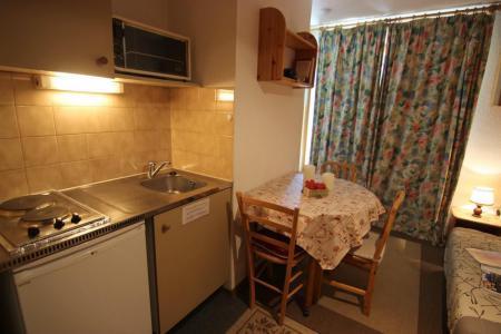 Location au ski Studio 2 personnes (2206) - Residence Cimes De Caron - Val Thorens - Plan