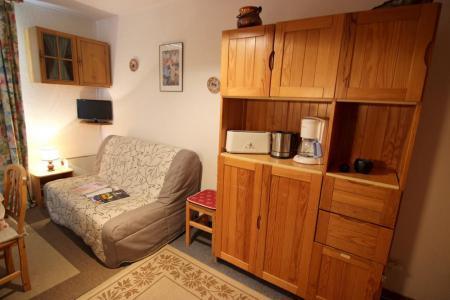 Location au ski Studio 2 personnes (2206) - Residence Cimes De Caron - Val Thorens - Banquette
