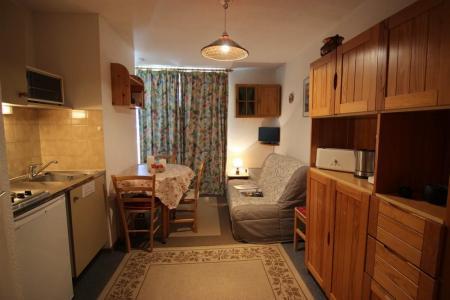 Location au ski Studio 2 personnes (2206) - Residence Cimes De Caron - Val Thorens - Séjour