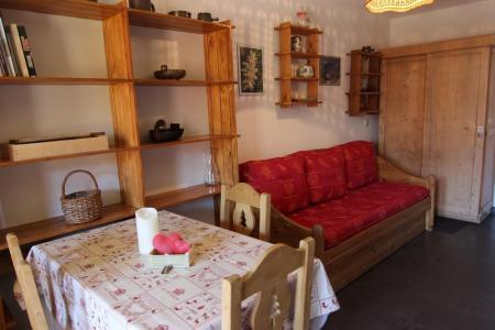 Location au ski Studio 3 personnes (2106) - Residence Cimes De Caron - Val Thorens - Séjour