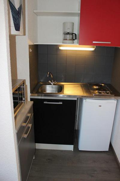 Location au ski Studio 3 personnes (2604) - Residence Cimes De Caron - Val Thorens - Salle de bains