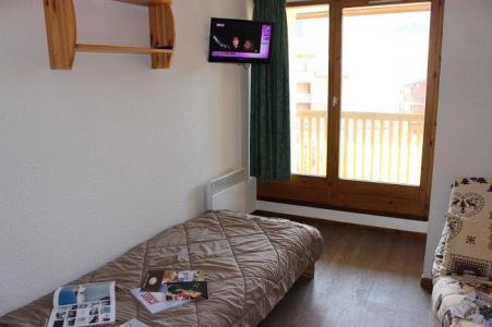Location au ski Studio 4 personnes (1102) - Residence Cimes De Caron - Val Thorens - Banquette