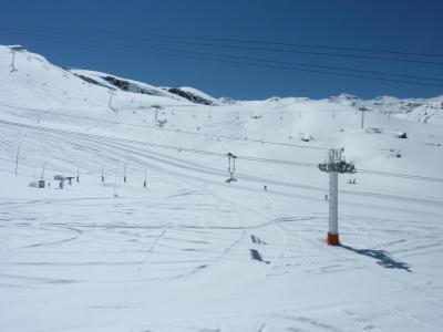 Location au ski Appartement 2 pièces 4 personnes (504) - Résidence de l'Olympic - Val Thorens