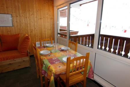 Location au ski Appartement 2 pièces 4 personnes (504) - Résidence de l'Olympic - Val Thorens - Table