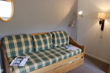 Location au ski Appartement 2 pièces 4 personnes (518) - Résidence de l'Olympic - Val Thorens - Canapé