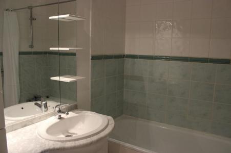 Location au ski Appartement 2 pièces 4 personnes (518) - Residence De L'olympic - Val Thorens - Lavabo