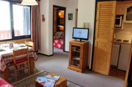 Location au ski Appartement 2 pièces 4 personnes (611) - Résidence de l'Olympic - Val Thorens - Séjour
