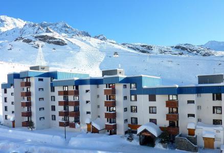 Location au ski Appartement 2 pièces 4 personnes (817) - Residence De L'olympic - Val Thorens - Canapé