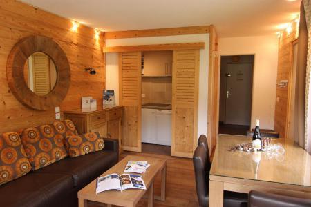 Location au ski Appartement 2 pièces 4 personnes (817) - Residence De L'olympic - Val Thorens - Séjour