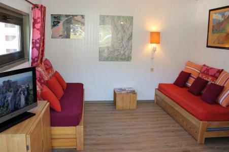 Location au ski Appartement 2 pièces 5 personnes (401) - Residence De L'olympic - Val Thorens - Canapé