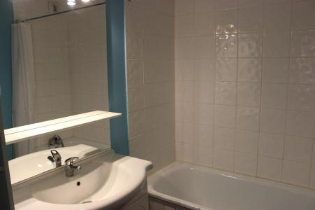 Location au ski Appartement 2 pièces 5 personnes (401) - Résidence de l'Olympic - Val Thorens - Lavabo
