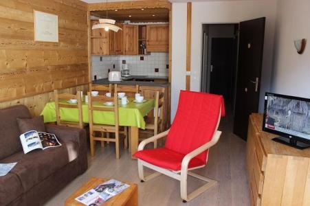 Location au ski Appartement 2 pièces 5 personnes (608) - Residence De L'olympic - Val Thorens - Appartement