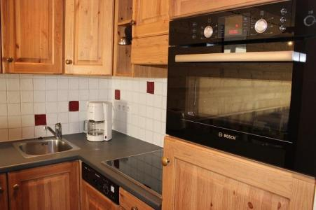 Location au ski Appartement 2 pièces 5 personnes (608) - Residence De L'olympic - Val Thorens - Kitchenette