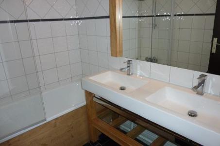 Location au ski Appartement 2 pièces 5 personnes (608) - Residence De L'olympic - Val Thorens - Lavabo