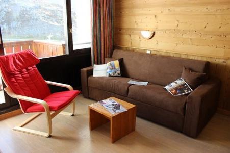 Location au ski Appartement 2 pièces 5 personnes (608) - Residence De L'olympic - Val Thorens - Séjour