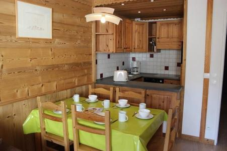 Location au ski Appartement 2 pièces 5 personnes (608) - Residence De L'olympic - Val Thorens - Table