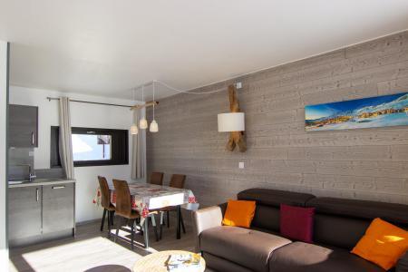 Location au ski Appartement 2 pièces 6 personnes (519) - Residence De L'olympic - Val Thorens - Canapé