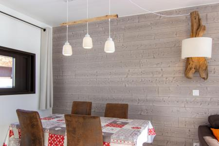 Location au ski Appartement 2 pièces 6 personnes (519) - Résidence de l'Olympic - Val Thorens - Lavabo