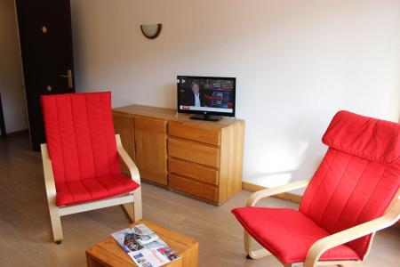 Location au ski Appartement 2 pièces 5 personnes (608) - Residence De L'olympic - Val Thorens - Extérieur hiver