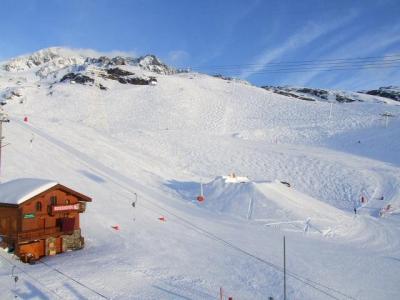 Location au ski Appartement 2 pièces 4 personnes (817) - Residence De L'olympic - Val Thorens - Extérieur hiver