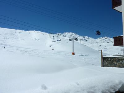 Location au ski Studio 2 personnes (223) - Residence De L'olympic - Val Thorens - Extérieur hiver