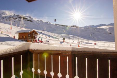 Location au ski Appartement 2 pièces 6 personnes (519) - Residence De L'olympic - Val Thorens - Extérieur hiver