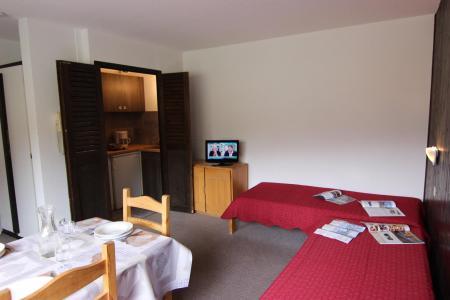 Location au ski Appartement 2 pièces 4 personnes (411) - Residence De L'olympic - Val Thorens - Plan