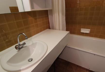 Location au ski Appartement 2 pièces 4 personnes (818) - Residence De L'olympic - Val Thorens - Plan