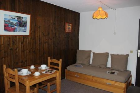 Location au ski Studio 2 personnes (223) - Residence De L'olympic - Val Thorens - Table