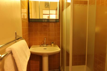 Location au ski Studio 3 personnes (323) - Residence De L'olympic - Val Thorens - Lavabo