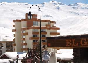 Location au ski Residence Dome De Polset - Val Thorens - Extérieur hiver