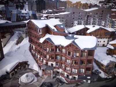 Locazione  : Résidence du Silveralp inverno