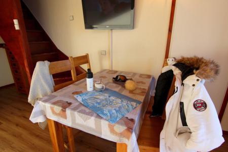 Location au ski Appartement duplex 2 pièces 4 personnes (567) - Résidence du Silveralp - Val Thorens - Séjour
