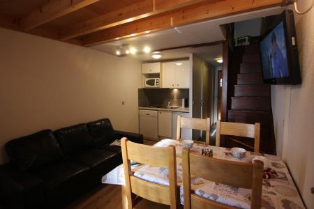 Location au ski Appartement duplex 2 pièces 4 personnes (567) - Résidence du Silveralp - Val Thorens - Table