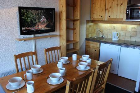 Location au ski Appartement 2 pièces cabine 6 personnes (26) - Residence Eterlous - Val Thorens - Kitchenette