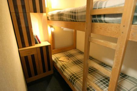 Location au ski Appartement 2 pièces cabine 6 personnes (26) - Residence Eterlous - Val Thorens - Lits superposés